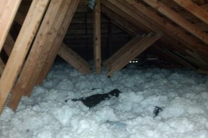 Blown Attic Insulation - Kirkland, WA - Croach Insulation Repair