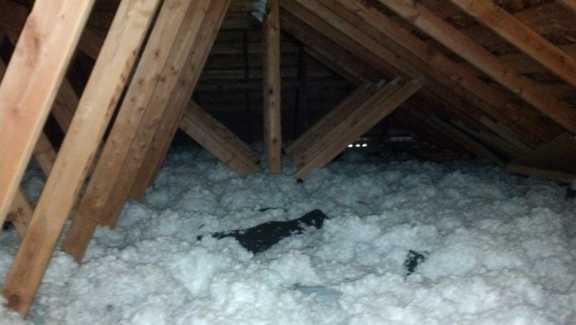 Blown Attic Insulation - Kirkland, WA - Croach Insulation Repair
