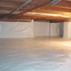 Crawl Space Encapsulation - Seattle WA - Croach