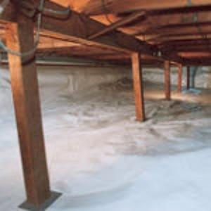 Crawl Space Insulation - Seattle WA - Croach