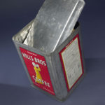 Hills Bros Coffee Tin Mouse Trap - Croach Rodent Control