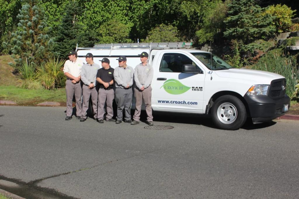 Croach Pest Control Technicians
