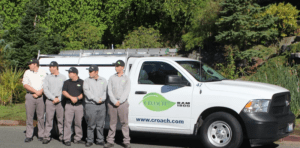 Croach Pest Control Technicians - Olympia, Washington