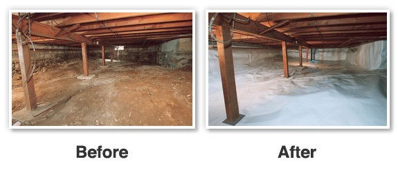 Attic Insulation - Crawl Space Insulation and Repair - Mt Vernon, WA
