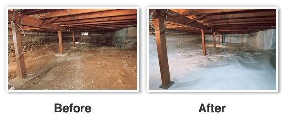 Attic Insulation - Crawl Space Insulation and Repair - Sumner, WA