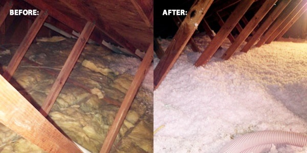 Attic Insulation Installation - Washington - Croach