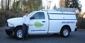Pest Control Services - Kirkland WA - Croach Vehicle